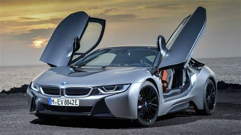 2018 Bmw I8 Coupe  The Sports Car Of The Future Youtube