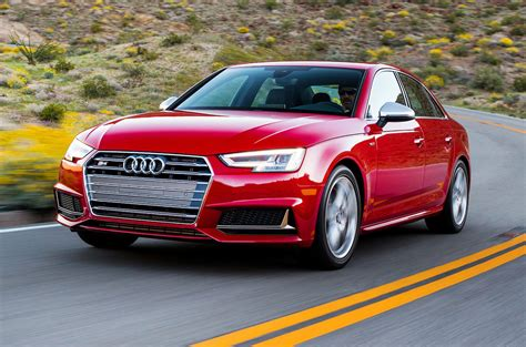 "2018 Audi S4 And S5 First Drive Review S Is For ""smoove"