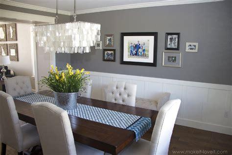 dining room chair rail ideas renocompare