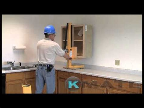 installing kitchen cabinets and countertops kitchen cabinet installation by kmate 7550