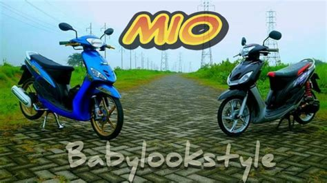 Mio Modif Babylook by Mio Babylook Style Modification