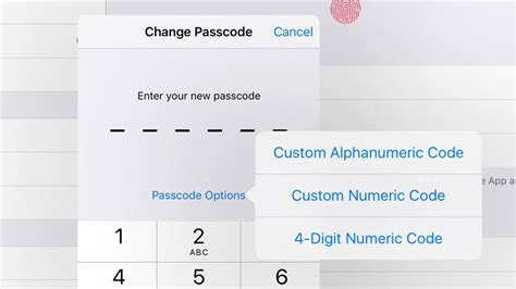 change passcode on iphone how to change ios 9 passcodes from six digits back to four 2418