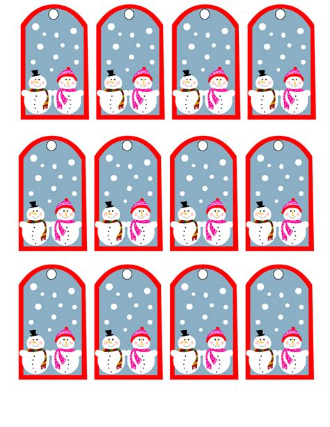 printable gift tags activity shelter