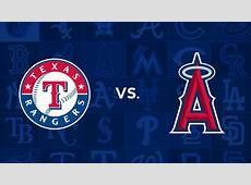 Los Angeles Angels vs Texas Rangers [MLB EN VIVO HD AHORA!!]