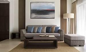 Acrylbilder Für Schlafzimmer : mehrteilige bilder handgemalt ~ Sanjose-hotels-ca.com Haus und Dekorationen