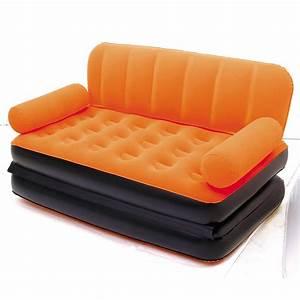 Www Sofa Com : 2in1 luftbett couch multifunktionscouch luftliege ~ Michelbontemps.com Haus und Dekorationen