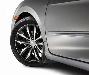 2016-2018 Honda Civic 2dr Splash Guards