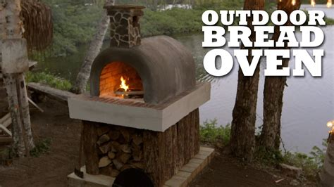 outdoor bread oven brojects  webisodes