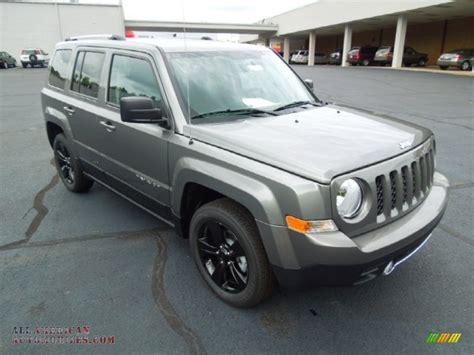 dark grey jeep patriot 2012 jeep patriot altitude in mineral gray metallic