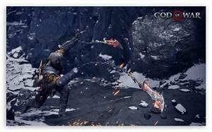God of War Blade of Chaos Ultra HD Desktop Background ...
