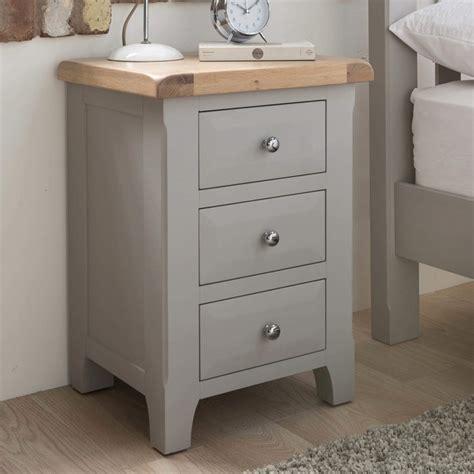 bedroom track lighting vida living clemence grey and solid oak bedside table