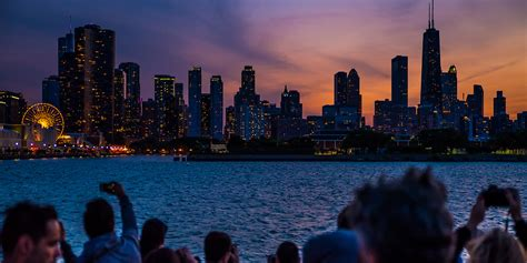 Night Boat Cruise In Chicago by Tours Mercury Skyline Cruiseline