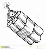 Dynamite Bundle Sketch Vector Illustration Bomb Doodle Suitable Format Web Template Royalty Depositphotos Coloring Pages Icon Advertising Shutterstock Dreamstime sketch template