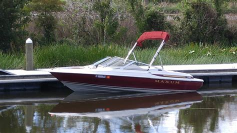 Maxum Boat Names by Maxum 1700 1997 For Sale For 7 900 Boats From Usa