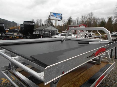 Aluminum Sled Deck Weight by Specials Trailers Nw Trailers Utility Cargo And