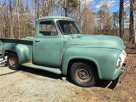 1954 Ford F100 by 1954 Ford F100 For Sale 56 Used Cars From 5 494