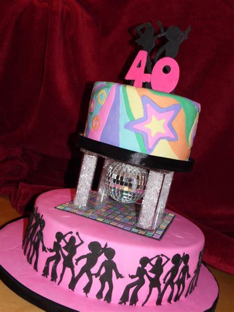 theme disco cake cake  emma cakesdecor