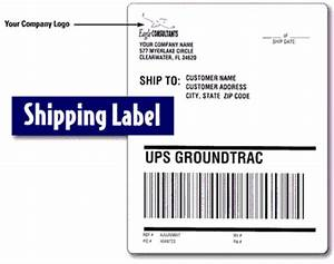 tech data With how do you print a shipping label