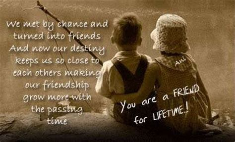 friend  lifetime friendship quote