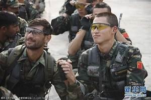 Pakistan China Joint Military Exercise Youyi