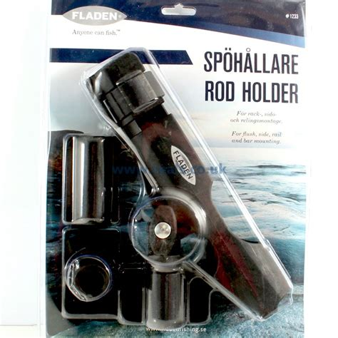 Fishing Rod Holders For Boats Uk by Boat Rod Holder