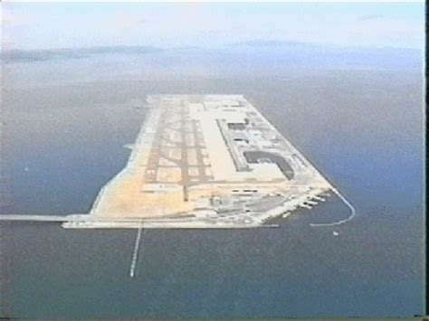 the construction of the kansai airport