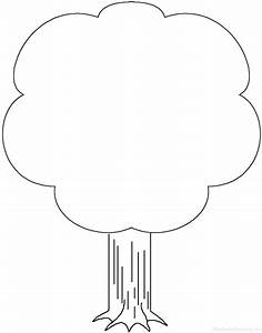 best photos of preschool tree template tree outline With preschool family tree template