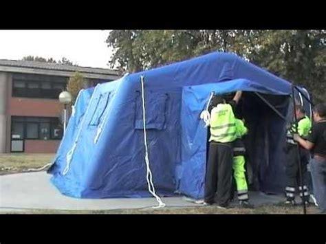 tenda pneumatica montaggio tenda pneumatica