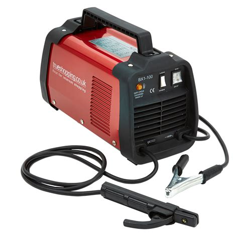 AC Arc Welder 100 Amp with Accessory Kit
