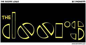 The Doors logo - Bitstrips
