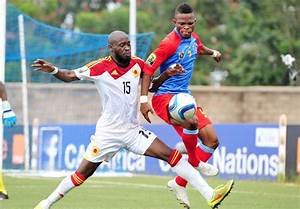 COSAFA | Angola out of CHAN competition after DR Congo defeat