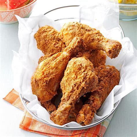 fried drumsticks oven fried chicken drumsticks recipe taste of home