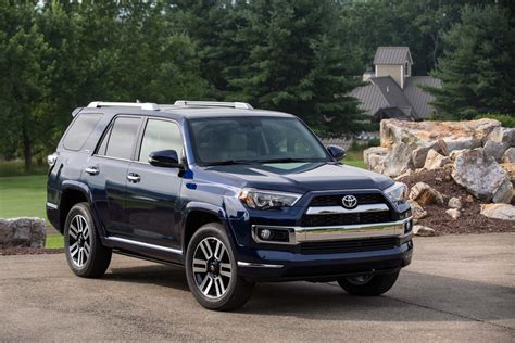 toyota ltd 2017 toyota 4runner reviews and rating motor trend
