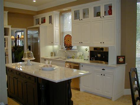 kitchen cabinets with island kitchen cabinets fiorenza custom woodworking