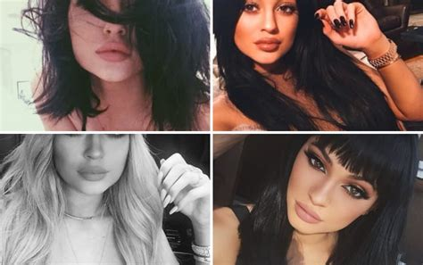 Kylie Jenner: Lips Bigger Than Ever in Latest Selfie ...