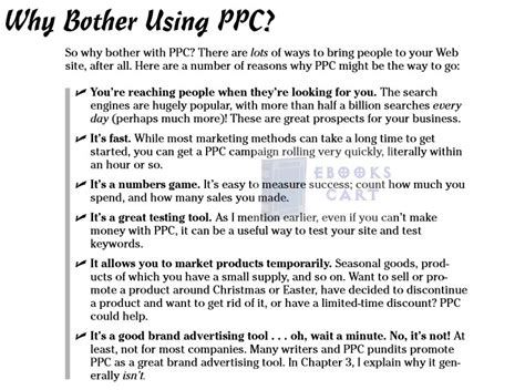 Search Engine Marketing For Dummies by Pay Per Click Search Engine Marketing For Dummies