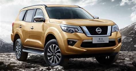 Nissan Terra 4k Wallpapers by 新モデル日産テラが 中国から販売スタート ラダーフレームsuvは 日本に導入されるのでしょうか デザイン スペック等