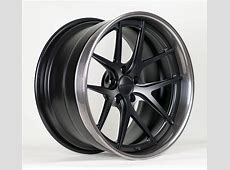 BMW F10 M5 concave forged alloy wheels by Forgeline VX3C