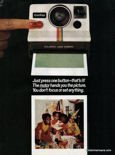 polaroid instant cameras onestep pronto