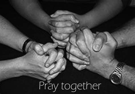 Pray Together — Positive Men