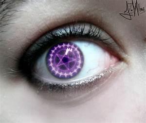 Eye Art...Awesome Eye Contacts | Ciel Phantomhive eye ...