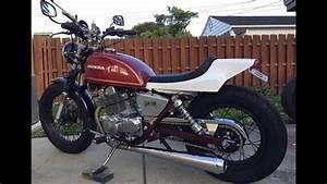 Melly U0026 39 S Project 1987 Honda Rebel 250  U0026quot Barney U0026quot  Part 15