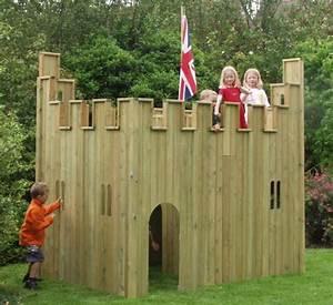 Jeux En Bois Extérieur : cabane de jardin pour enfant jeux en plein air ~ Premium-room.com Idées de Décoration