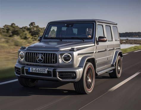 2019 Mercedesbenz G500 & G63 Amg Review Gtspirit