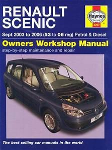 Manuel De R U00e9paration Renault Sc U00e9nic Essence 1 4  1 6 Et