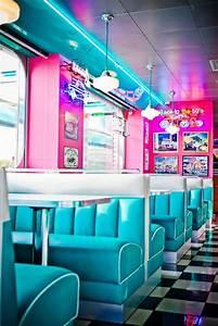 American Diner Einrichtung : verlcihting retro style pinterest 50er retro dekoration und einrichtung ~ Sanjose-hotels-ca.com Haus und Dekorationen