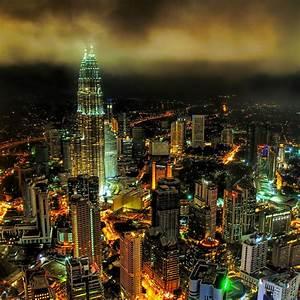 Kuala Lumpur iPad Wallpaper