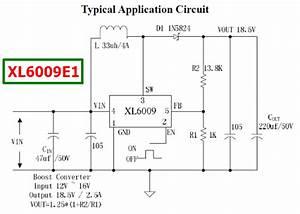 Xl6009e1 Datasheet - 60v 4a Dc  Dc Converter