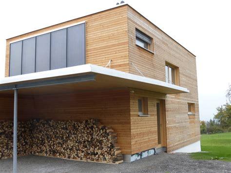 Ein Haus Bauen by Bauen Haus Mit Dem Wohlf 252 Hlbaustoff Holz Holzhaus Bauen