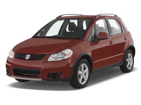 2009 Suzuki Sx4 Crossover Reviews And Rating